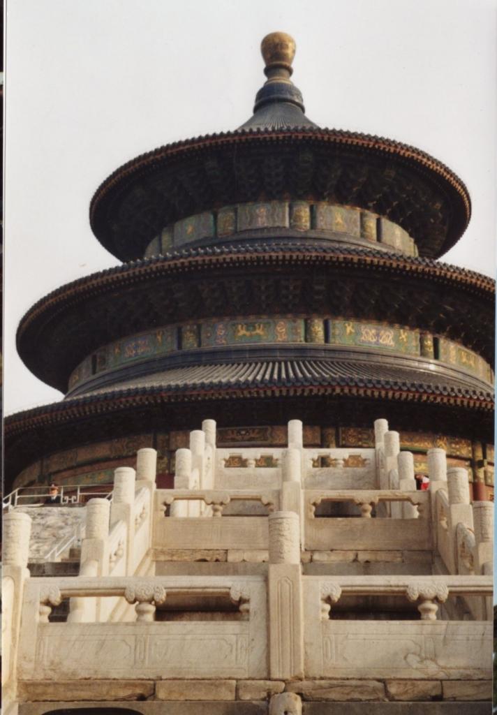 Beijing - Himmelstempel