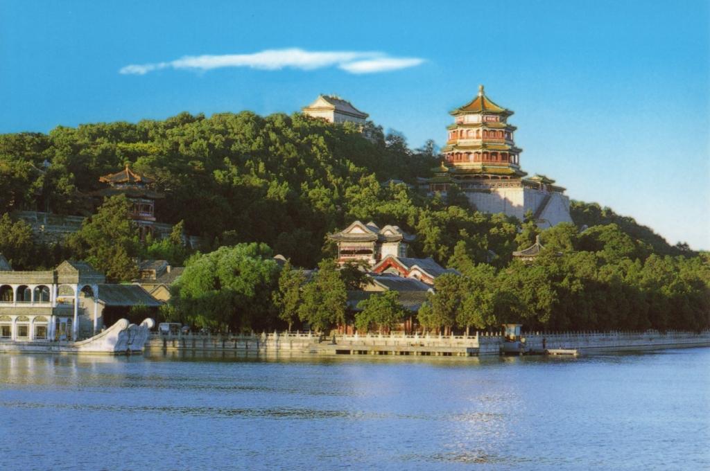 yiheyuan-Ansicht vom See