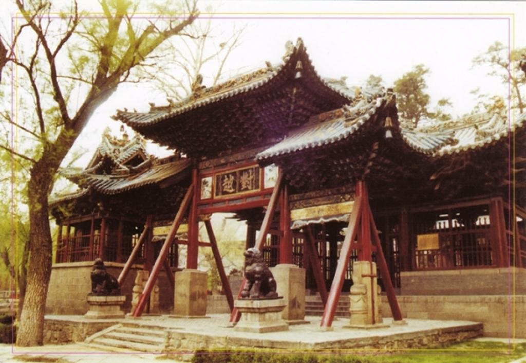 Shanxi - Jinci Tempel