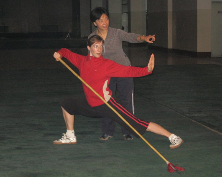 training-in-china