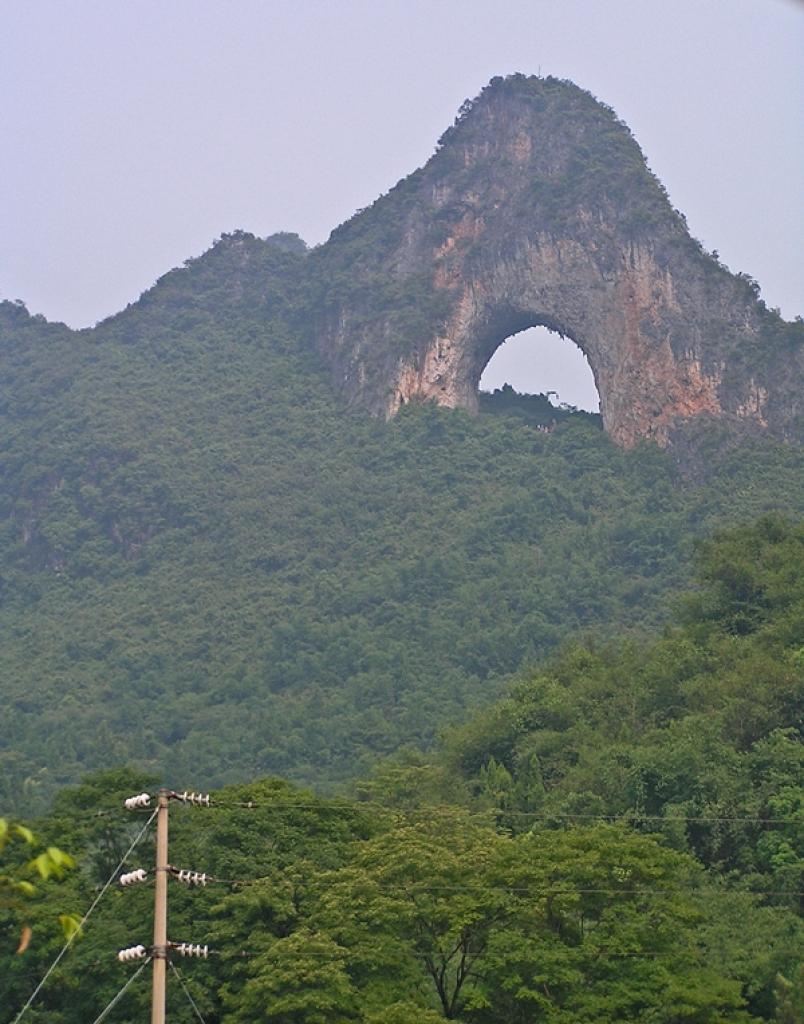 Karstlandschaft zwischen Guiling und Yangshou