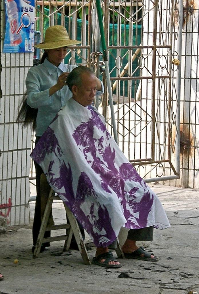 Haarschnitt gefällig?